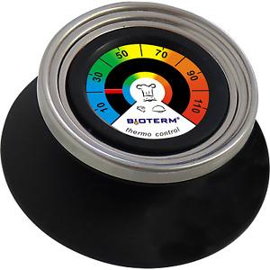 Deckelgriff mit Thermometer Ersatz Topfdeckelgriff DECKELKNAUF DECKELKNOPF