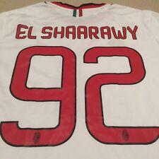 Ac Milan El Shaarawy #92 adidas Away Jersey Shirt