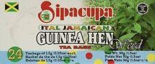 guinea hen weed sipacupa ital jamaican best tea bag aka anamu freshly packed