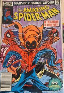 The Amazing spiderman #238