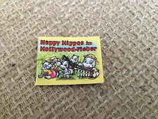 Einzel--&-Steckfigur-Happy-Hippos Überraschungseier-Sammlerobjekte aus Deutschland