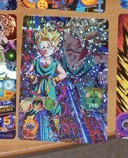 DRAGON BALL Z DBZ DBS HEROES CARD PRISM HOLO CARTE HG9-CP4 CP MADE IN JAPAN NM