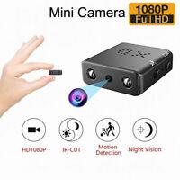 Mini HD 4K 1080P Wireless WiFi Security Camera Night Vision Home Camcorder