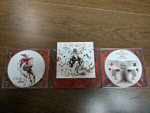 In This Moment Blood Special Edition album CD + Live At The Orpheum Blu Ray set