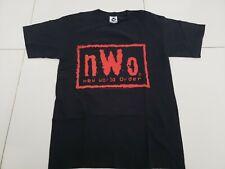 Vintage NWO T-Shirt L1998 WCW WWE WWF Double Sided