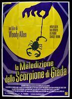 M238 Manifesto 4F Die Fluch Die Skorpion Von Jade Woody Allen
