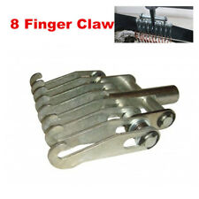 8 Finger Claw For Wiggle Wire Straight Washer Dent Repair Puller Fix Auto Tools