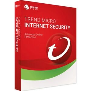 Trend Micro Internet Security 2021 1 PC 1 Jahr