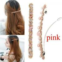 Hairpin Accessories Crystal Women Fashion Bobby pin Barrette Hair Clip Jewelry