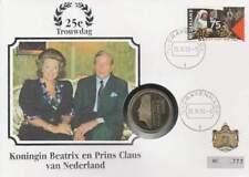 Numisbrief Nederland 1994 - Beatrix en Claus 25 Jaar Huwelijk (19)