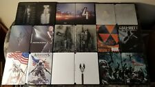 Steelcase Steelbook Lot Ps3 Xbox 360 collection