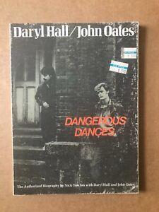 1984 Biography HALL & OATES 'Dangerous Dances' 1st edition