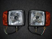CLEARANCE SNOW PLOW HEADLIGHT SET