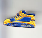 RARE PINS PIN'S .. PTT LA POSTE FRANCE TELECOM COURSE RUN ASPTT MELUN 77 ~BJ