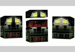 AMITYVILLE: The Cursed Collection Bluray box set Vinegar Syndrome NEW