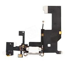 White OEM USB Charging Connector Dock Signal Antenna Mic Audio Jack for iPhone 5