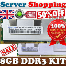 554 GB (2X4DG) KIT PC3-Sever RAM Aggiornamento DELL HP PROLIANT D3333333333