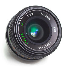 Itorex 28mm F2.8 MC Wide Angle LENS Macro Pentax K PK fit Manual Focus Japan EXC