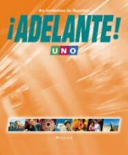 Adelante! Uno 1 by Jose A. Blanco (2008, Spiral, Student Edition of Textbook)