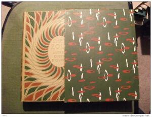chefs- d´oeuvre zola illustré csernus fontanarosa terles 1958 relié bonet TBE
