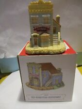 """(H-7) The Americana Collection: Ah44 *Old Homestead Restaurant"""" Box"""