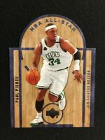 2007-08 Upper Deck All-Star Die Cuts #AS12 Paul Pierce *THE TRUTH*