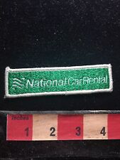 NATIONAL CAR RENTAL Auto Related Advertising Patch 75X4