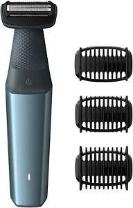 Shaver Body Bodygroom Series 3000 Bg3015/15 Of Philips 1 Hour Autonomy