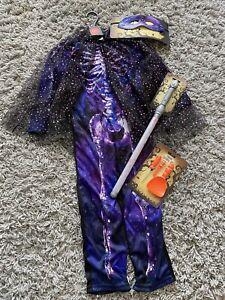 Girls Halloween Skeleton Costume