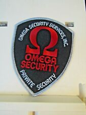 Omega Security Services Inc Private Security 5