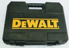 Dewalt Cordless Drill Case Dw954k-2 Hard Case Only Storage OEM Carrying Case