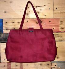 Kate Spade Sam Red Retro Tote Bag Purse Handbag Read Description