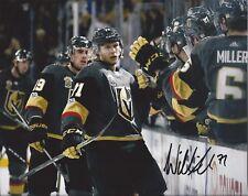 Vegas Golden Knights WILLIAM KARLSSON Signed 8x10 Photo