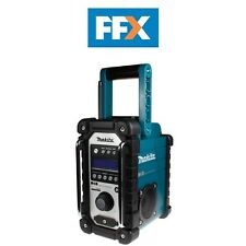 Makita DMR104 Job Site Radio with DAB Mains or Battery Powered