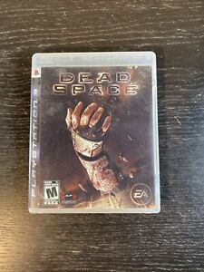 Dead Space 1 Black Label Sony Playstation 3 PS3 great condition COMPLETE Tested