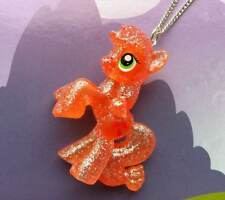 My Little Pony Applejack Brillo Retro 80S 3D Collar Colgante De Juguete