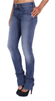 NWT Diesel Women's Livier RI806 Super Slim Jegging Low Waist Stretch 31