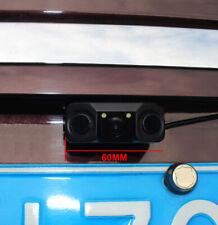 Car Auto Reverse Backup Parking Radar Rear View Camera With Parking Sensor Parts