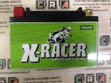 BATERÍA DE LITIO MOTO SCOOTER UNIBAT X RACER LITIO 8 SYM Euro MX 150 02-04