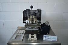 More details for tray sealer pot sealer dynopack 562 240v 16amp, 2 x die plates abpac sells trays