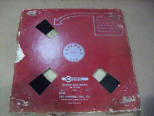 """Capewell 100 Ft Band Saw Blade Coil Of 3/16""""  x 24 TPI  Carbon"""