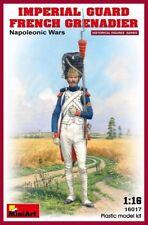 Miniart Imperial Guard French Grenadier Napoleonic Wars 1:16 16017 Miniatur
