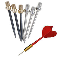 6Pcs Professional Replaceable Dart Steel Tip 2BA Thread Darts Needle_Accessories