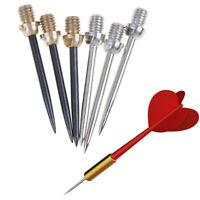 6Pcs Professional Replaceable Dart Steel Tip 2BA Thread Darts Needle_Accessories