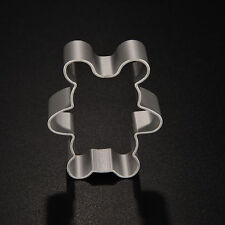 New Teddy Bear Biscuit Cake Cookie Mold Cutter Mould Cutting Metal Girls Boys