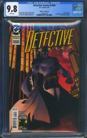 Detective Comics 1000 (DC) CGC 9.8 White Pges 1990s Variant by Tim Sale
