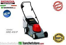 Rasaerba Honda elettrico HRE 410k2 P NEW MODEL 1600 WATT TAGLIO CM 41