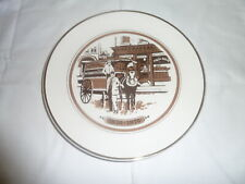 More details for warburtons bread commemorative plate with hanger