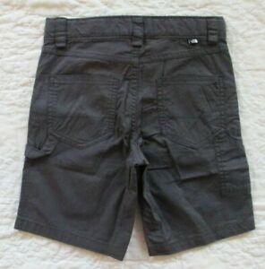 THE NORTH FACE Boys ALDERWOOD Shorts Asphalt GRAY  Size Large 14 16 NWT