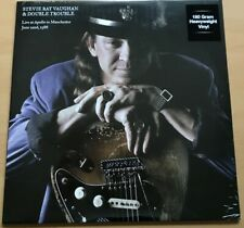 Stevie Ray Vaughan & Double Trouble - Live At Apollo In Manchester 1988 DOR2149H